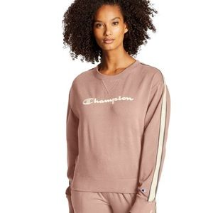 Champion Women's Heritage Crew Fleece Sweatshirt